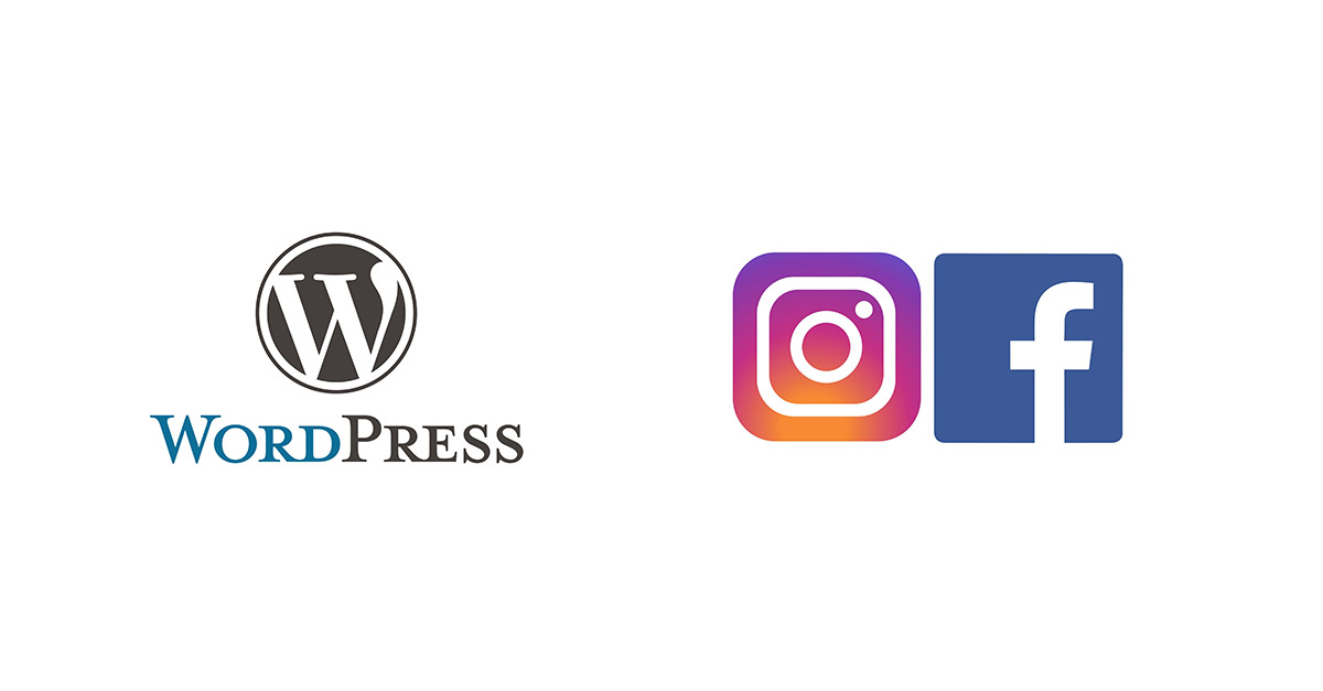 WordPress oEmbed Plus: Facebook and Instagram content embed